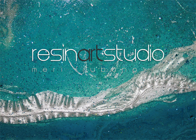 resin art studio flyer recto